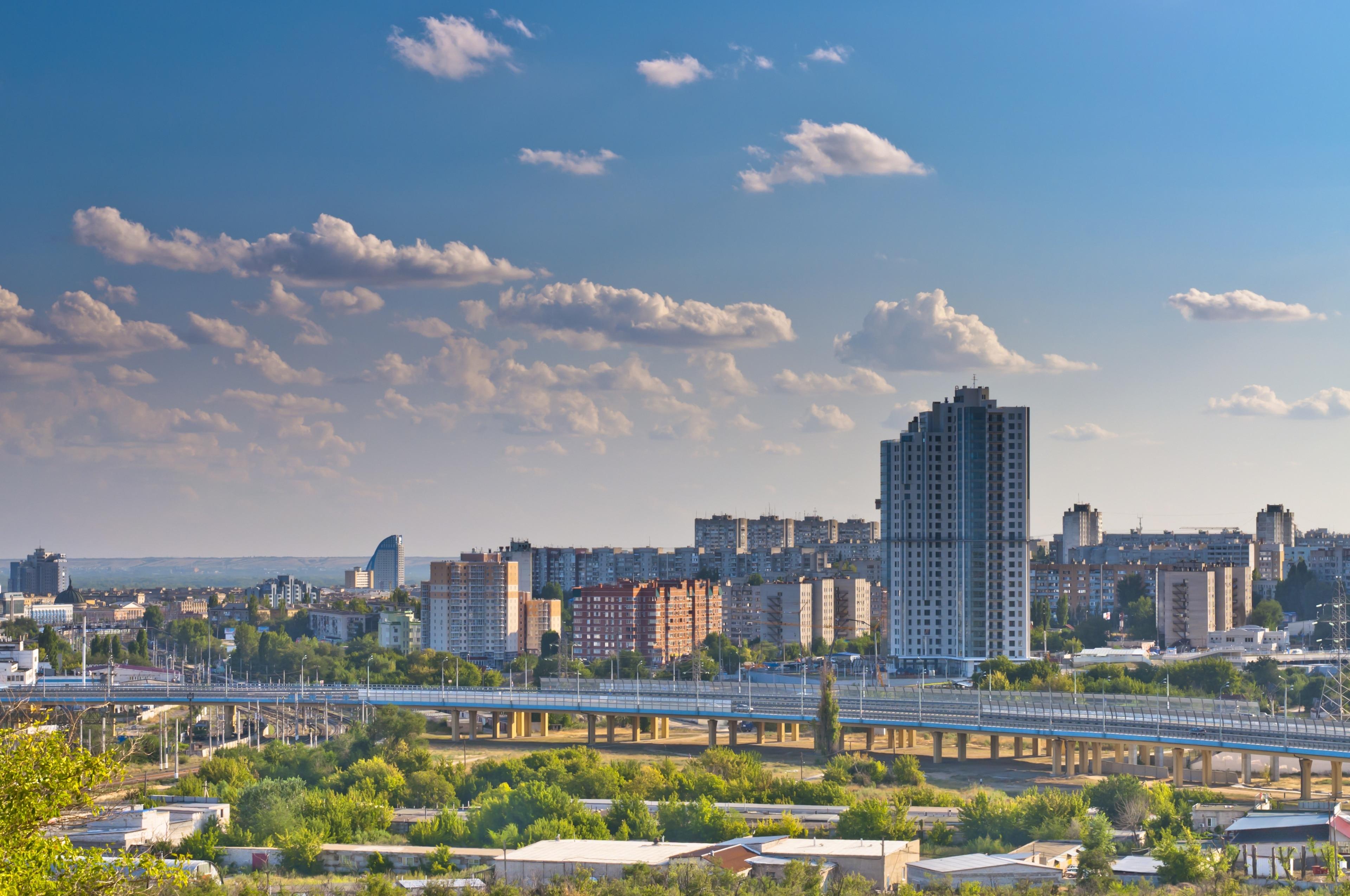 Óblast de Volgogrado, Rusia