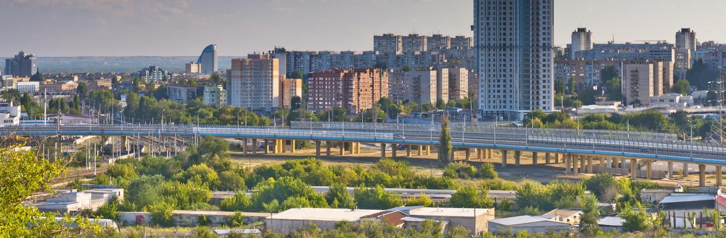 Volgograd, Russland