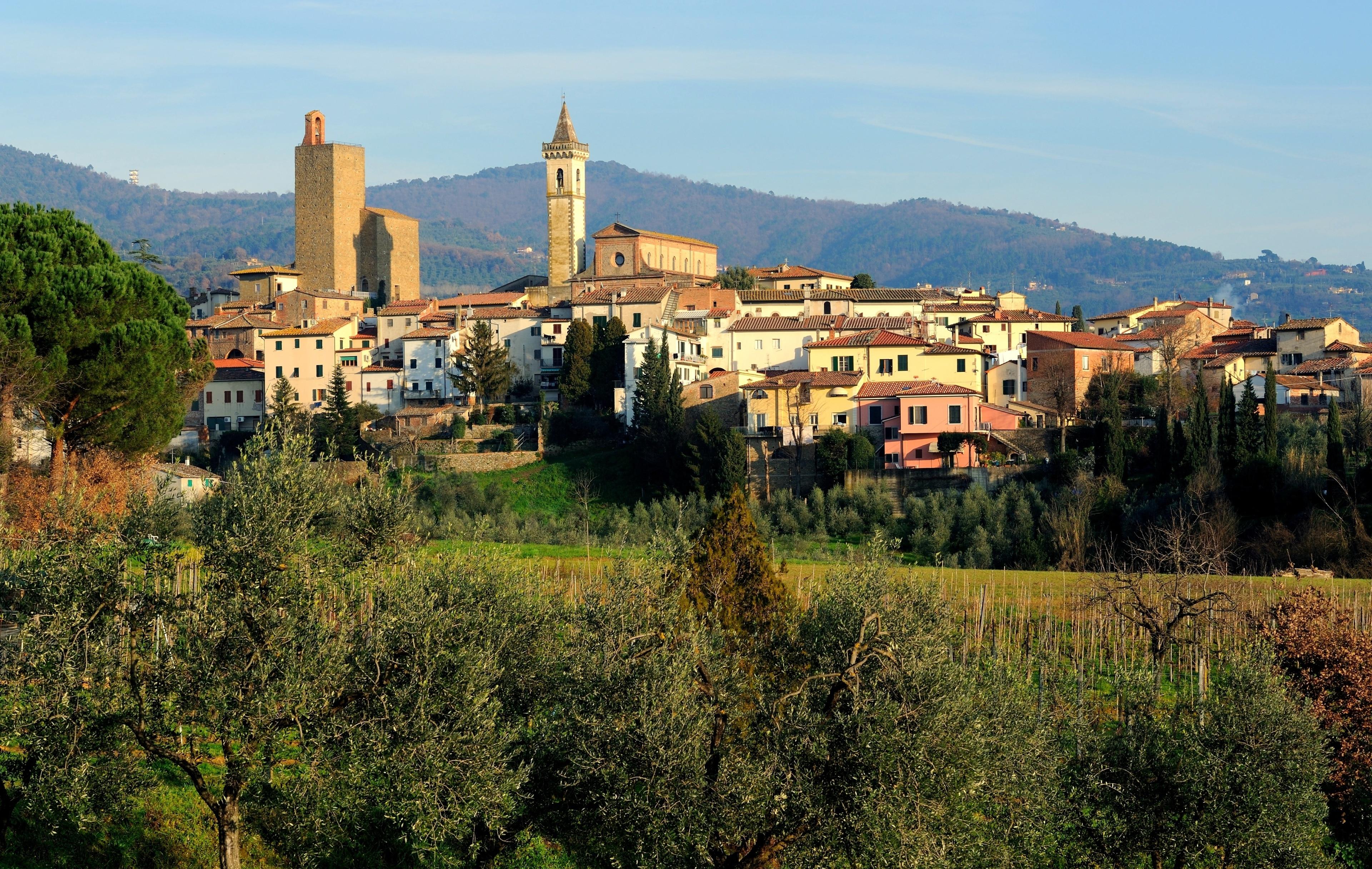 Vinci, Tuscany, Italy