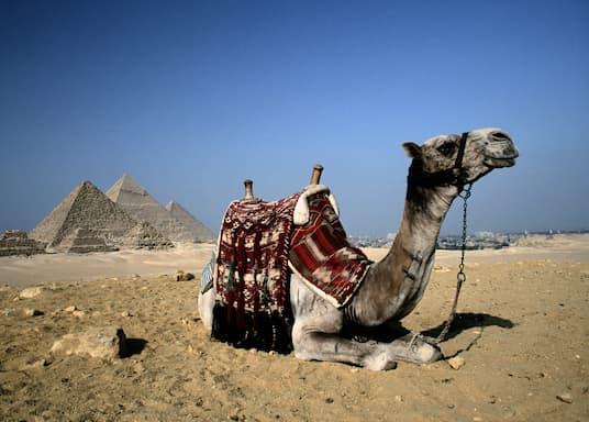 Província do Cairo, Egito