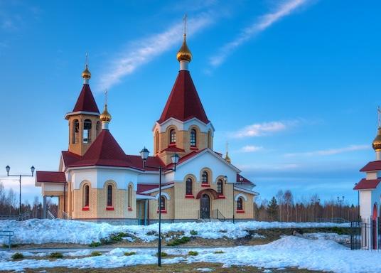 Petrozavodsk, Rússland