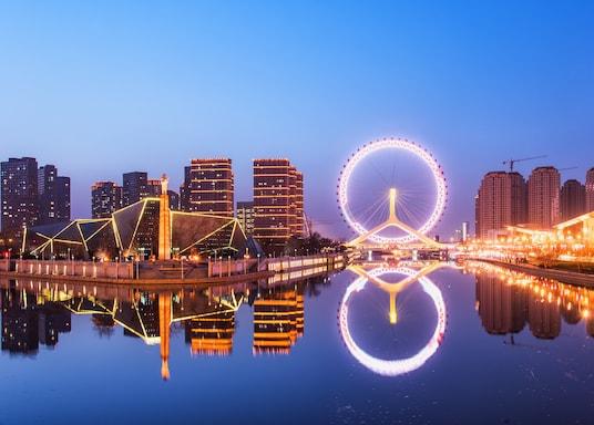Tianjin, Cina