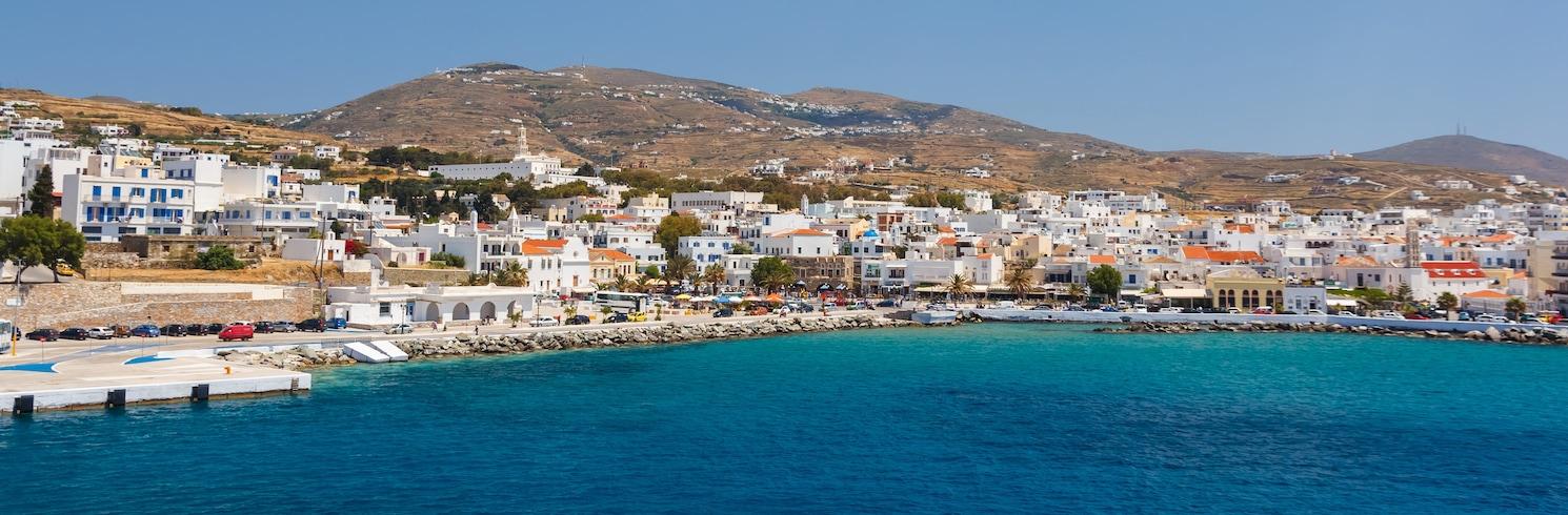 Tinos, Hy Lạp