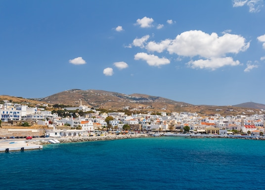 Tinos stad, Grekland