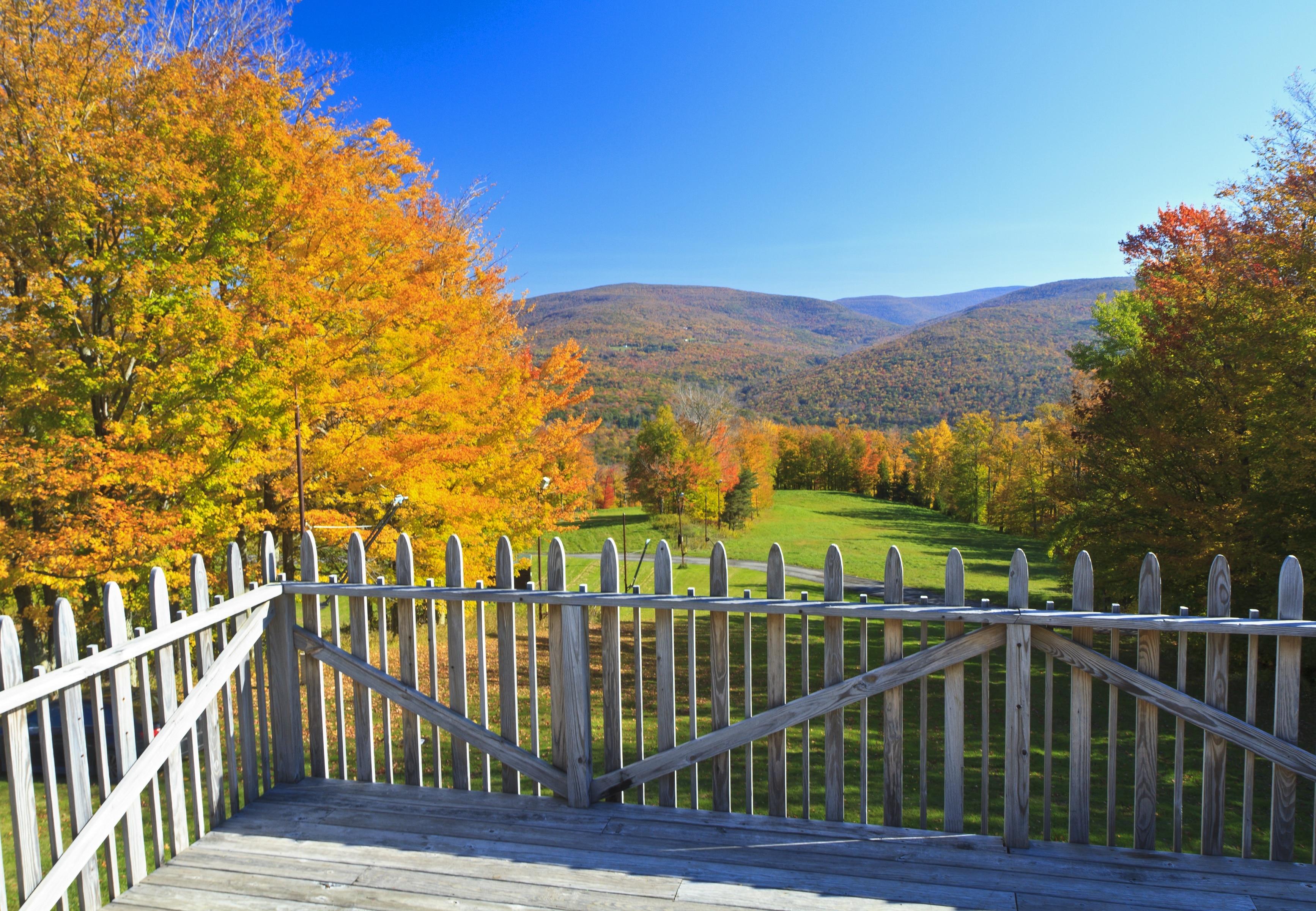 Belleayre Mountain, Highmount, New York, United States of America