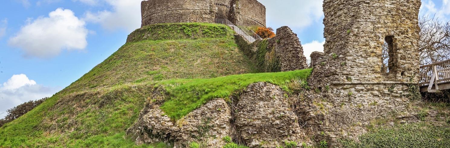 Cornwall (amt), Storbritannien
