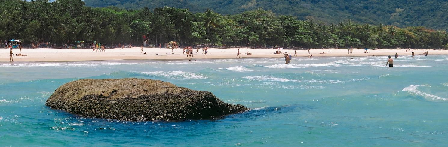 安哥拉港, 巴西