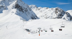 Tourmalet Ski Lift