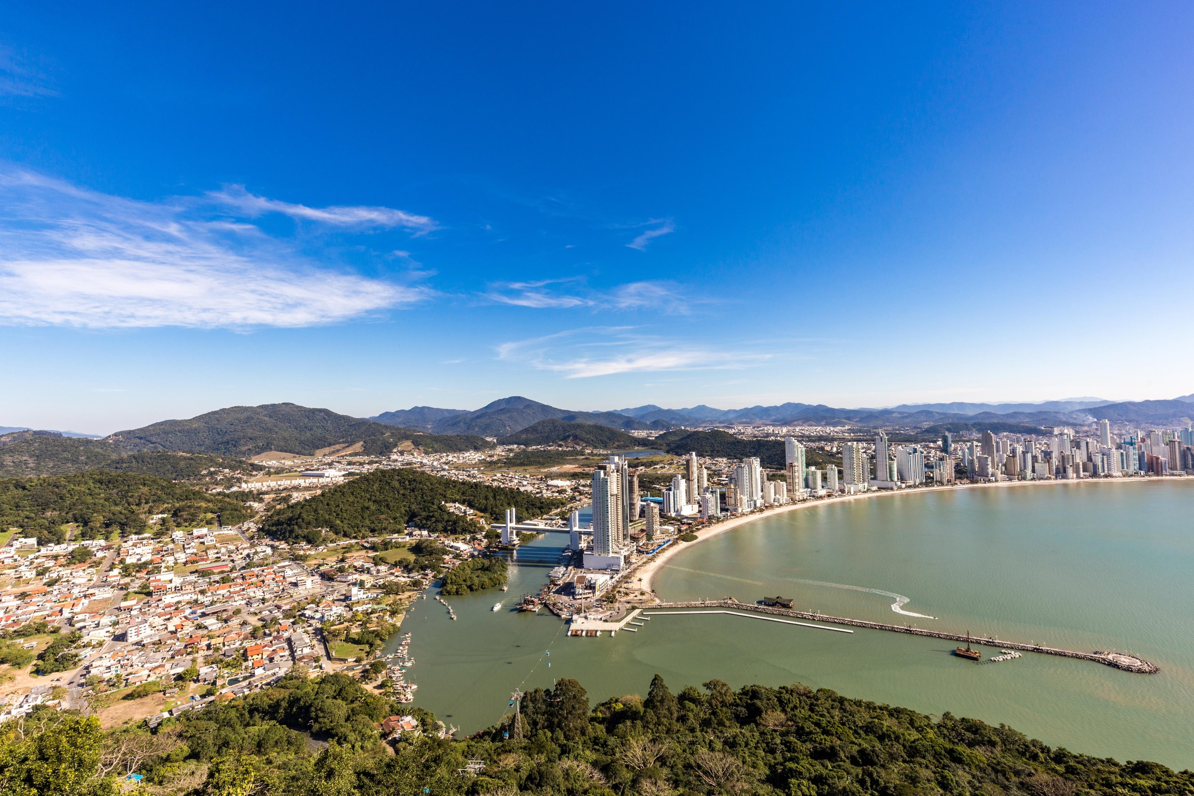 Camboriu, Bundesstaat Santa Catarina, Brasilien