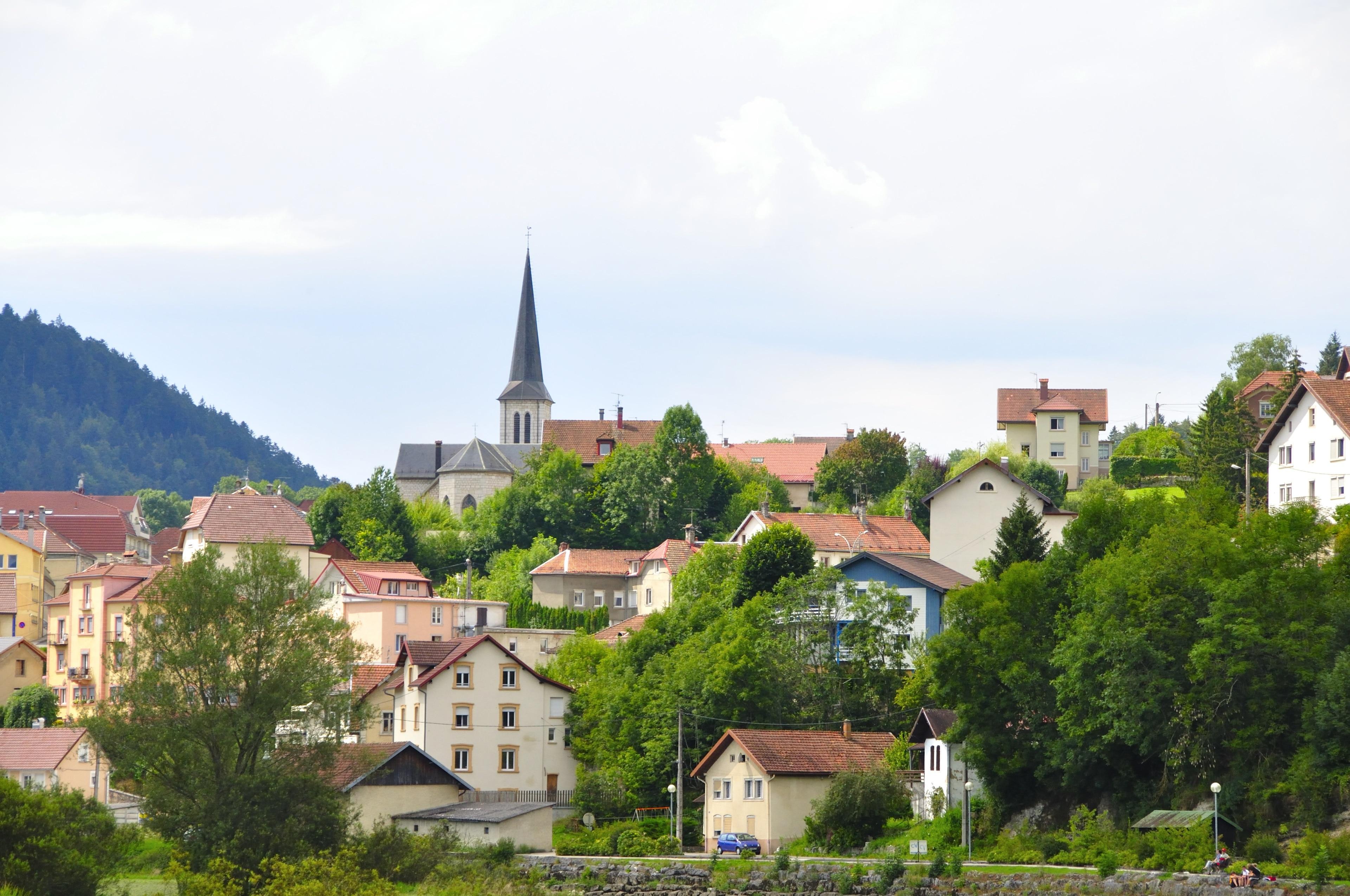 Villers-le-Lac, Doubs (departement), Frankrijk