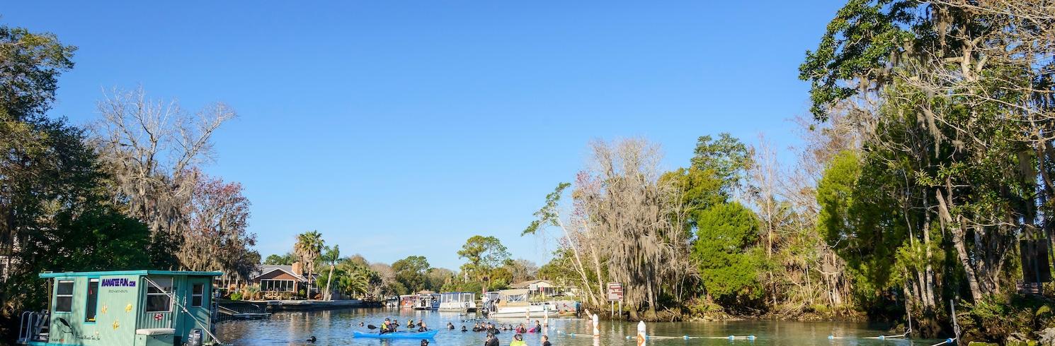 Crystal River, Florida, Ameerika Ühendriigid