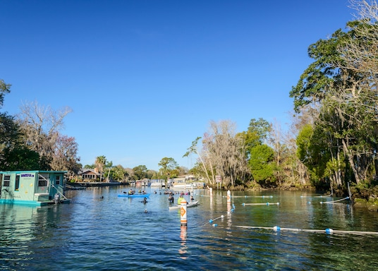 Crystal River, Florida, Verenigde Staten