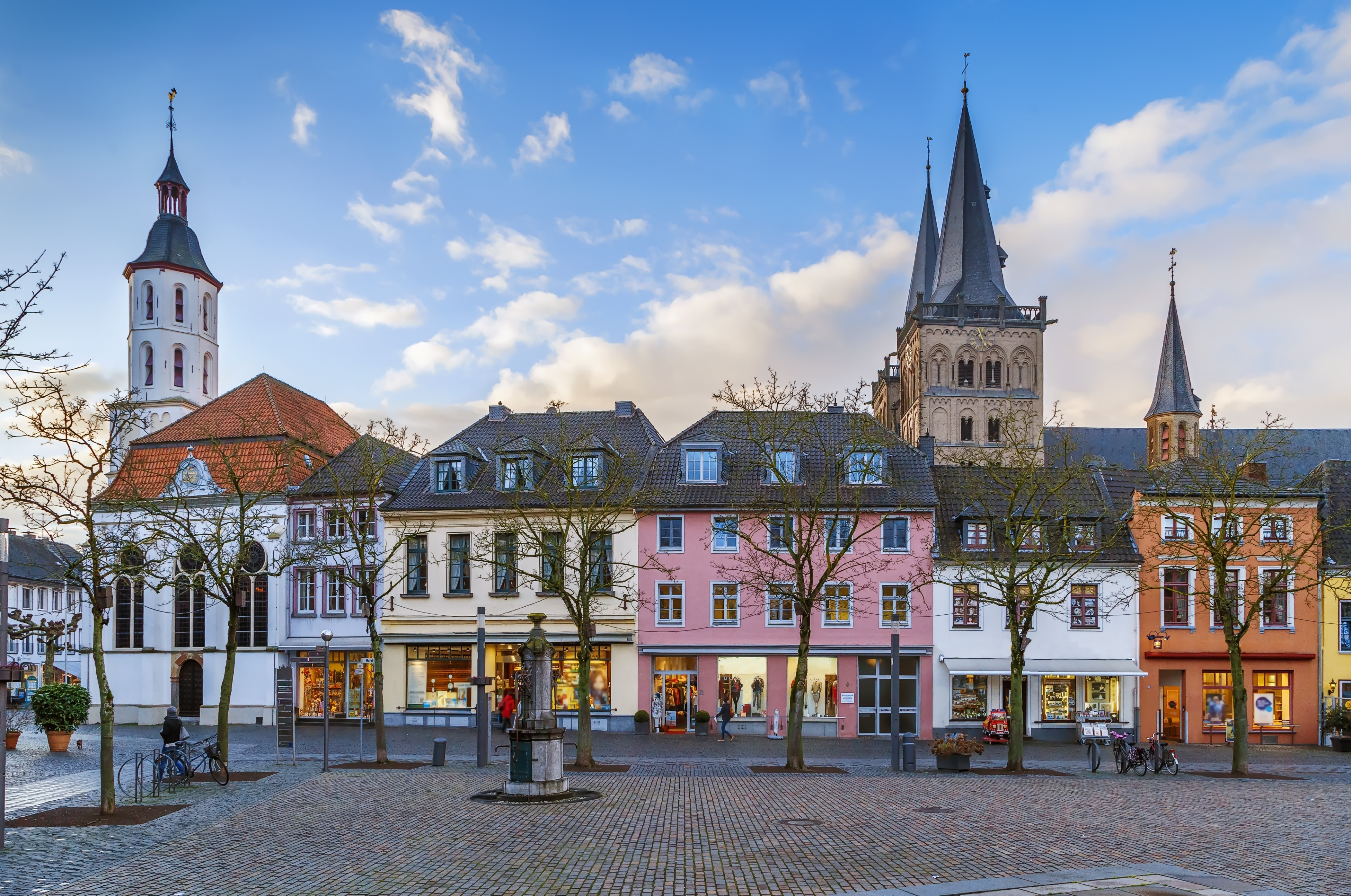 Wesel District, North Rhine-Westphalia, Germany