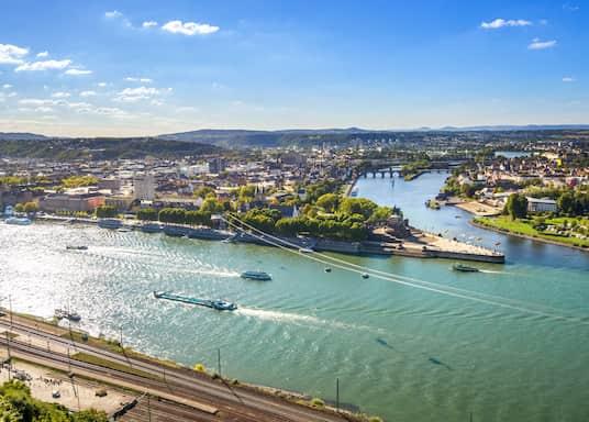 Koblenz, Saksa