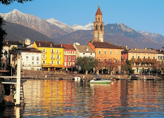 Ascona, Švýcarsko