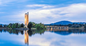 Lac Burley Griffin