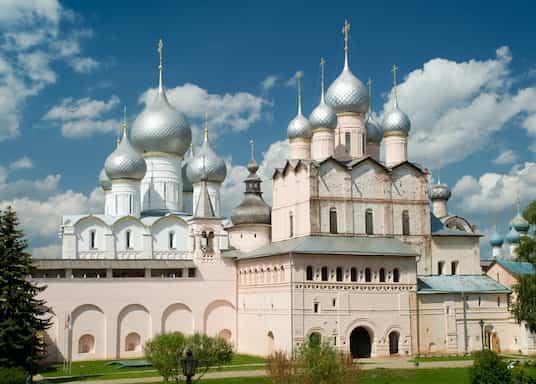 Rostova, Krievija