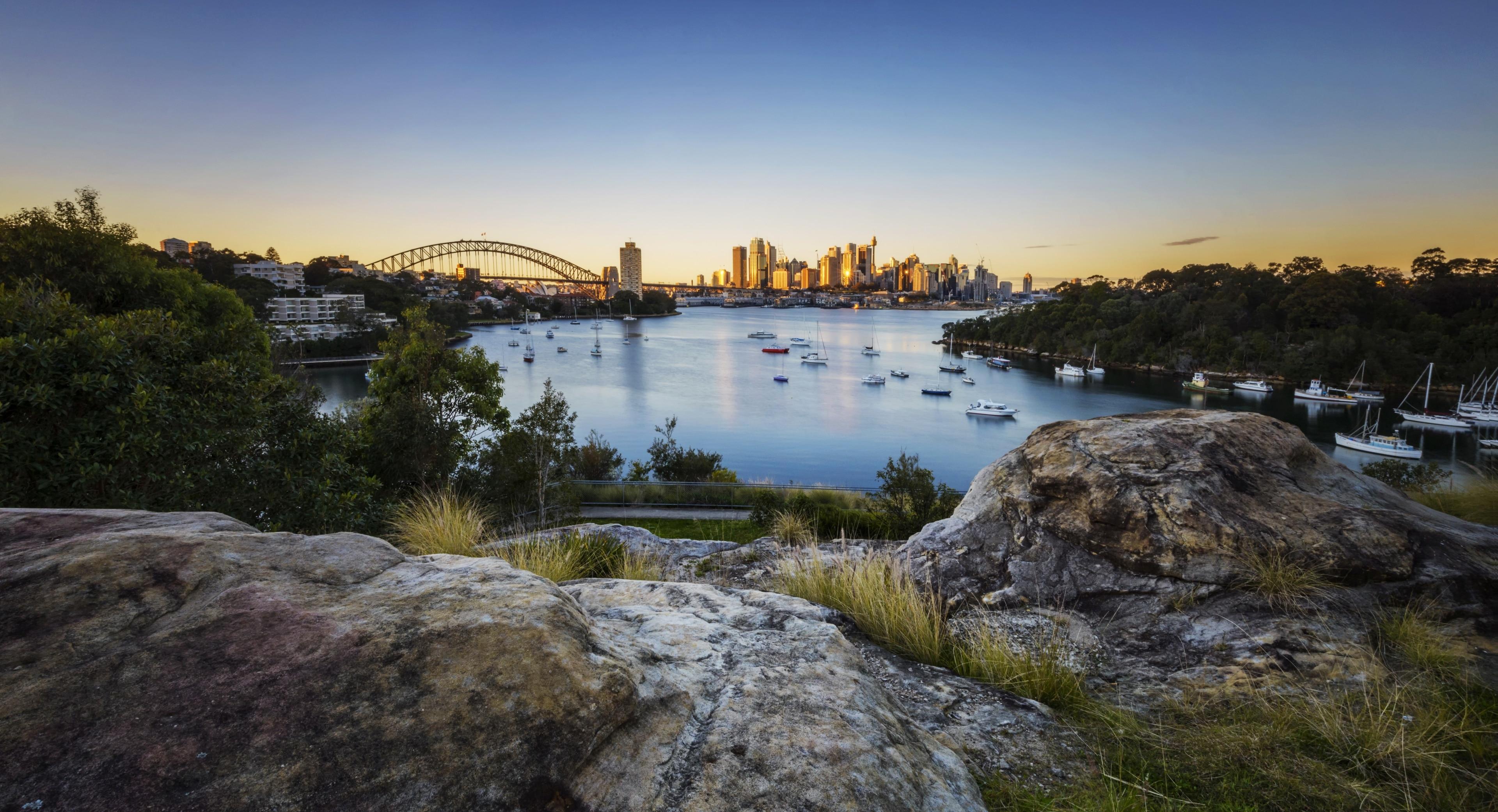 Waverton, Sydney, New South Wales, Australië