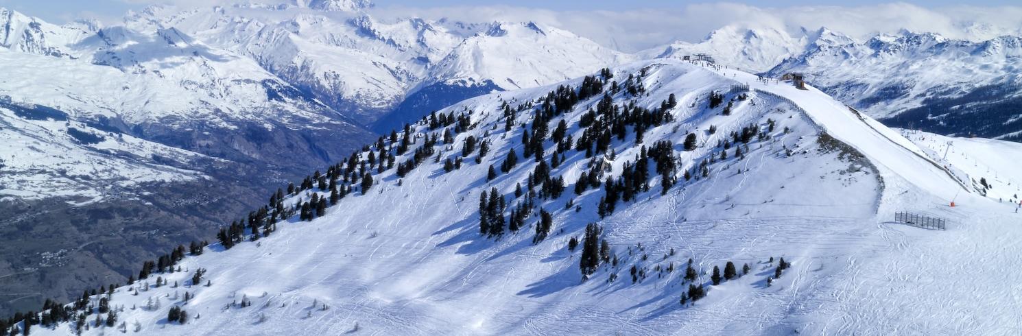 北阿爾卑斯, 法國