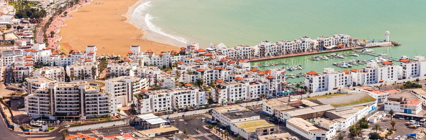 Южное Атлантическое побережье, Марокко