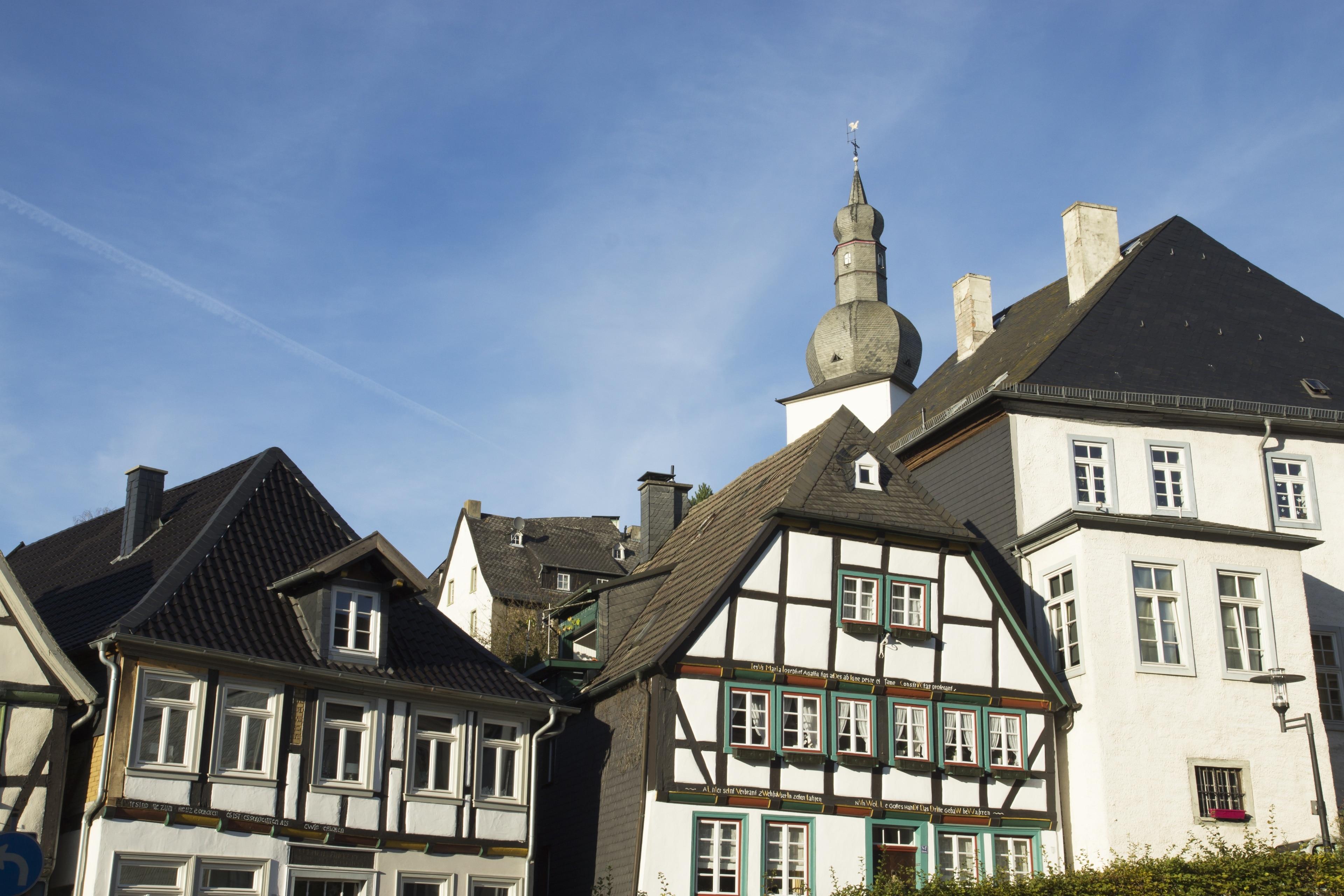 Hochsauerlandkreis, Nordrhein-Westfalen, Deutschland