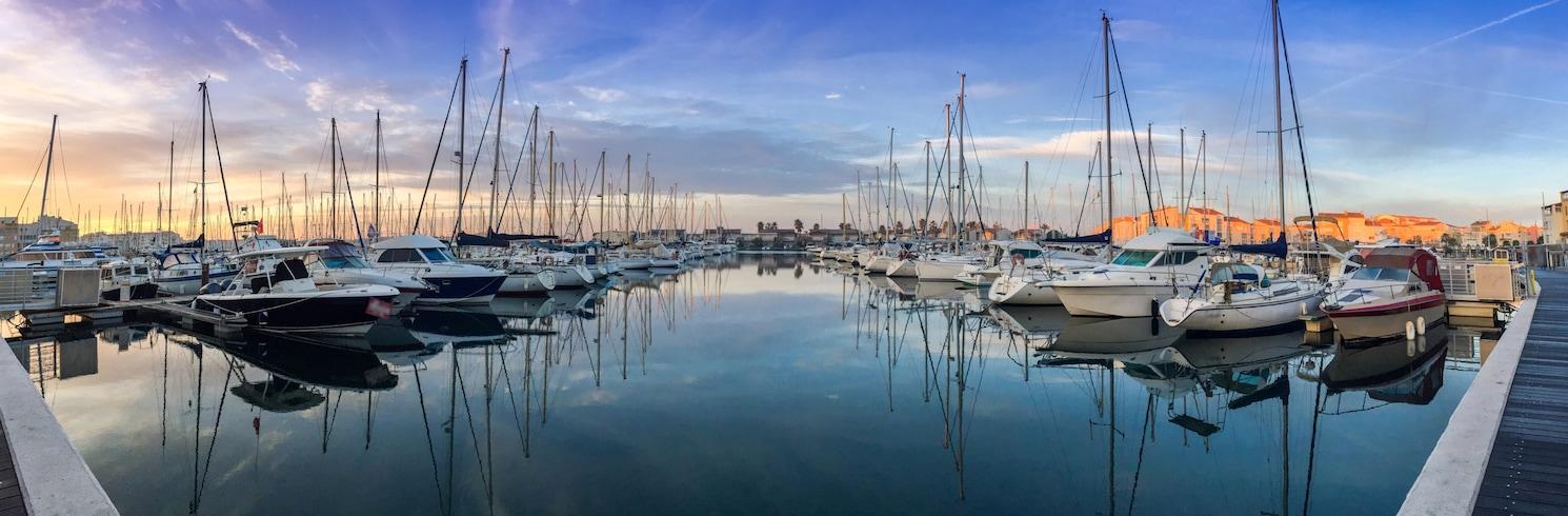 Cap d'Agde, ฝรั่งเศส