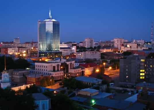 Chelyabinsk Oblast, Rusia