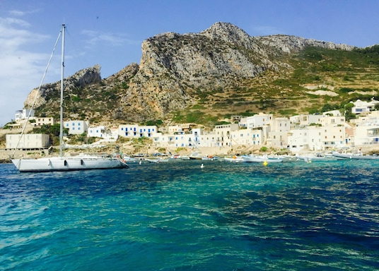 Aegadian Islands, Italy