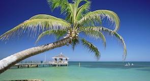 Pláž Fantasy Island Beach