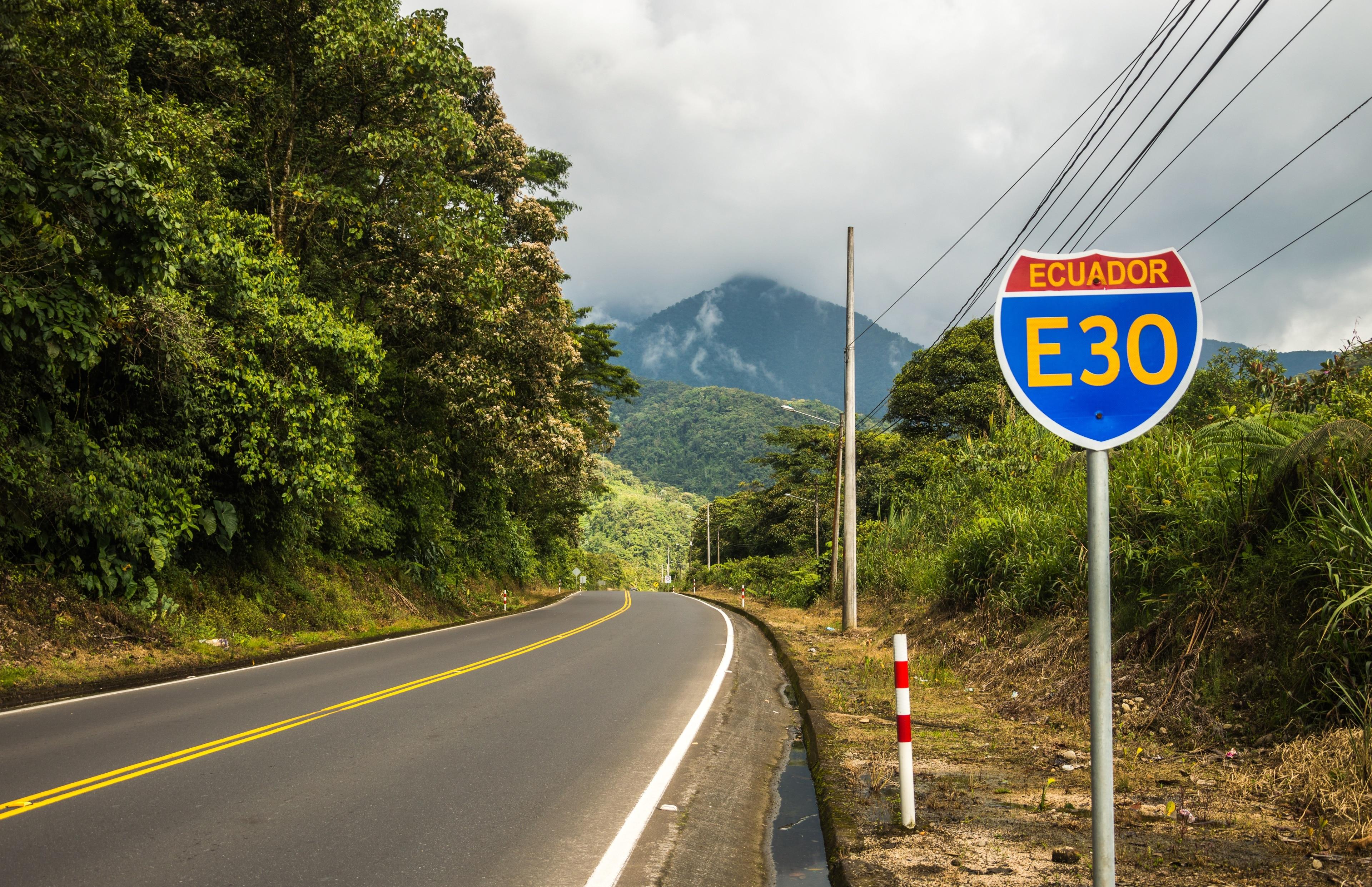 Minas, Cuenca, Azuay, Ecuador