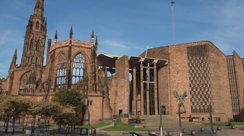 Cathédrale Saint-Michel de Coventry