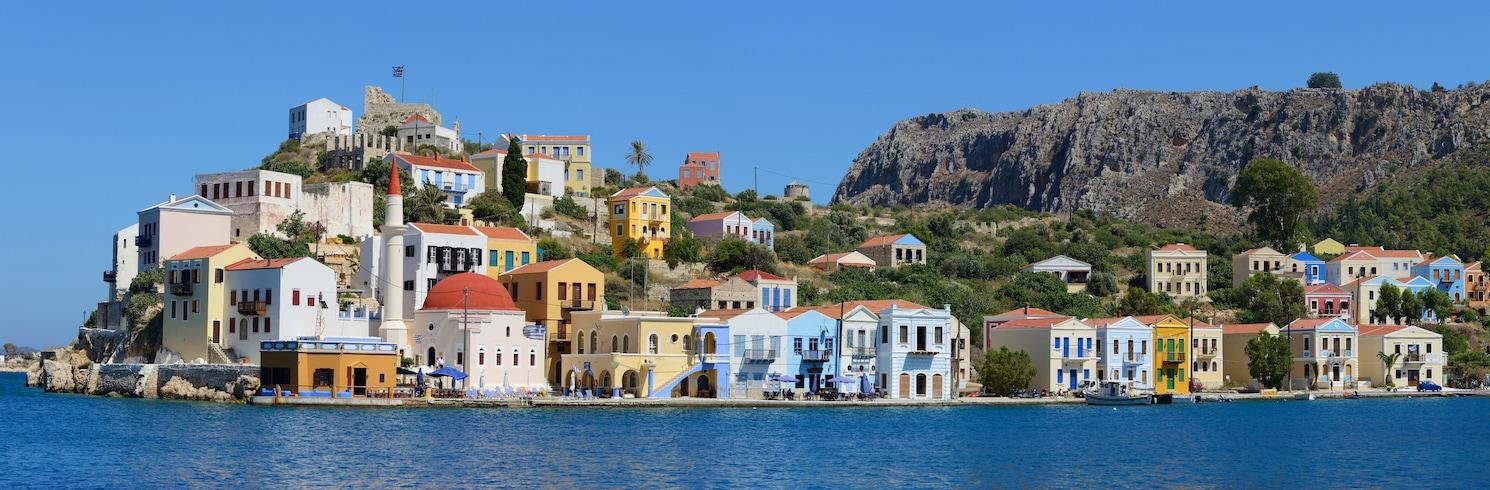 Kastellorizo, Grécko
