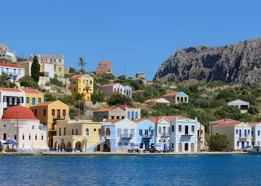 ساحل البحر الأبيض المتوسط, تركيا