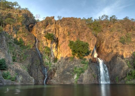 อุทยานลิทช์ฟีลด์, นอร์เทิร์นเทร์ริทอรี, ออสเตรเลีย