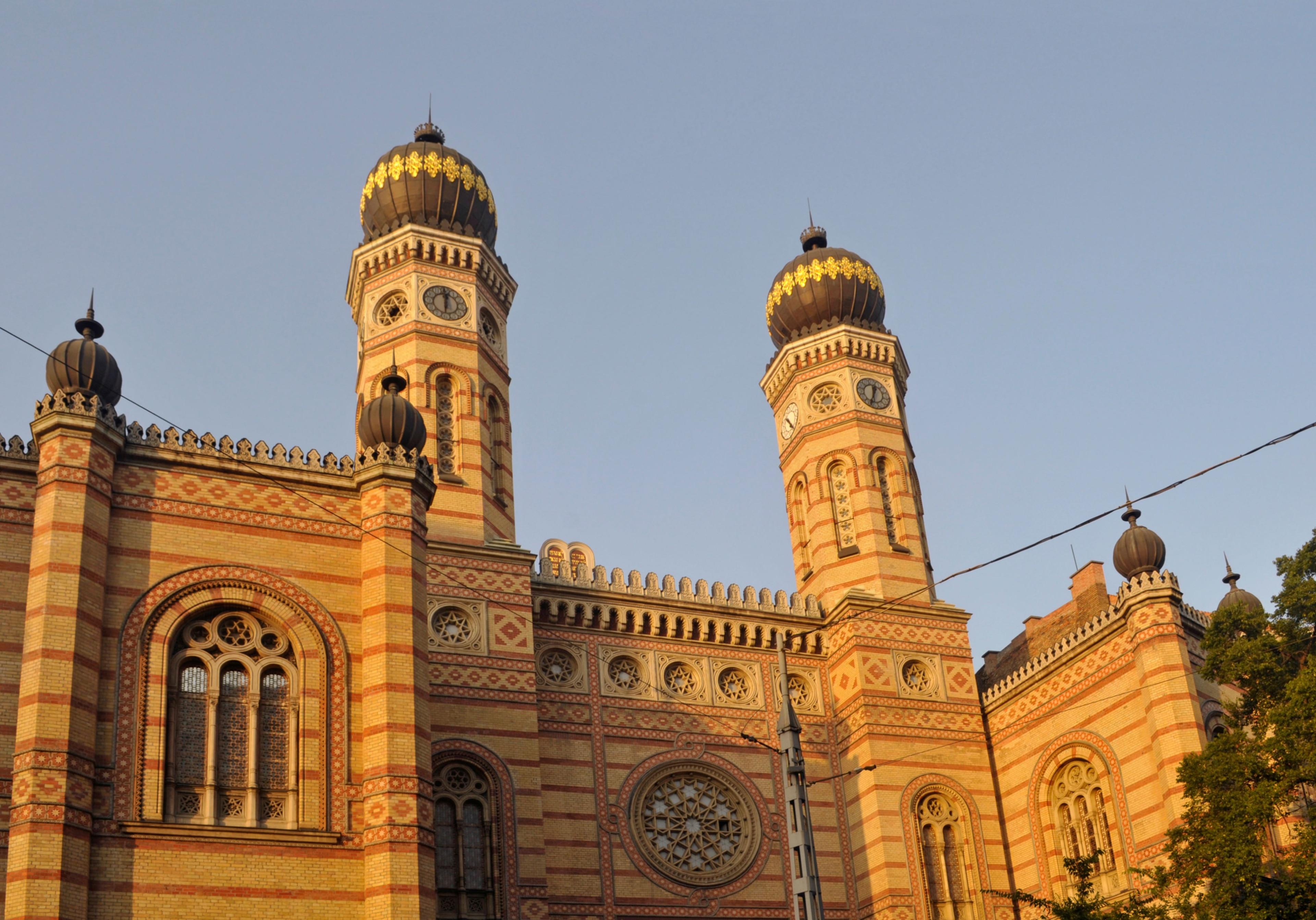 Erzsebetvaros, Budapest, Hungary