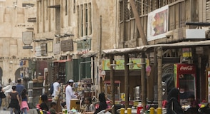 Souq Waqif Art Gallery