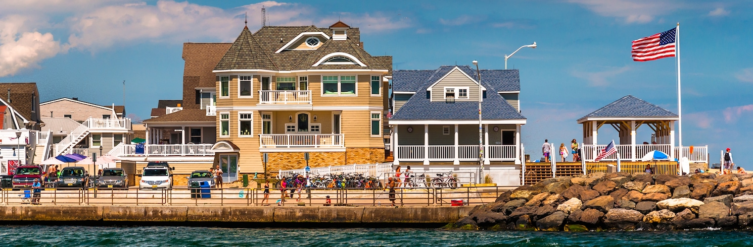 歡喜角海灘, 紐澤西, 美國