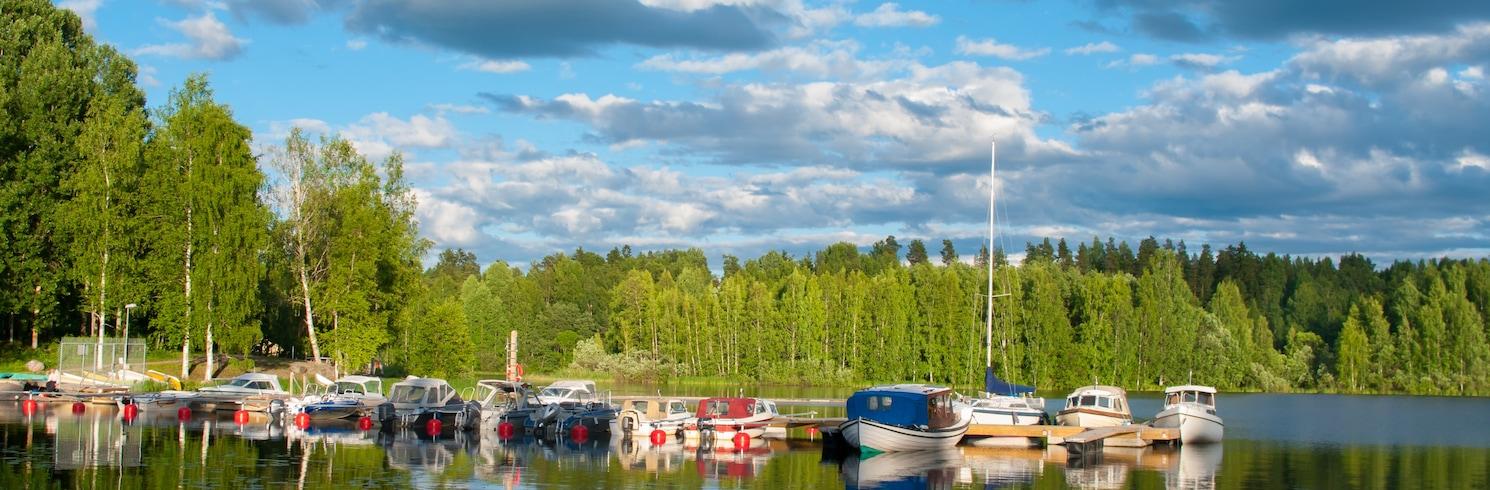 Jyvaskyla, Finlandiya