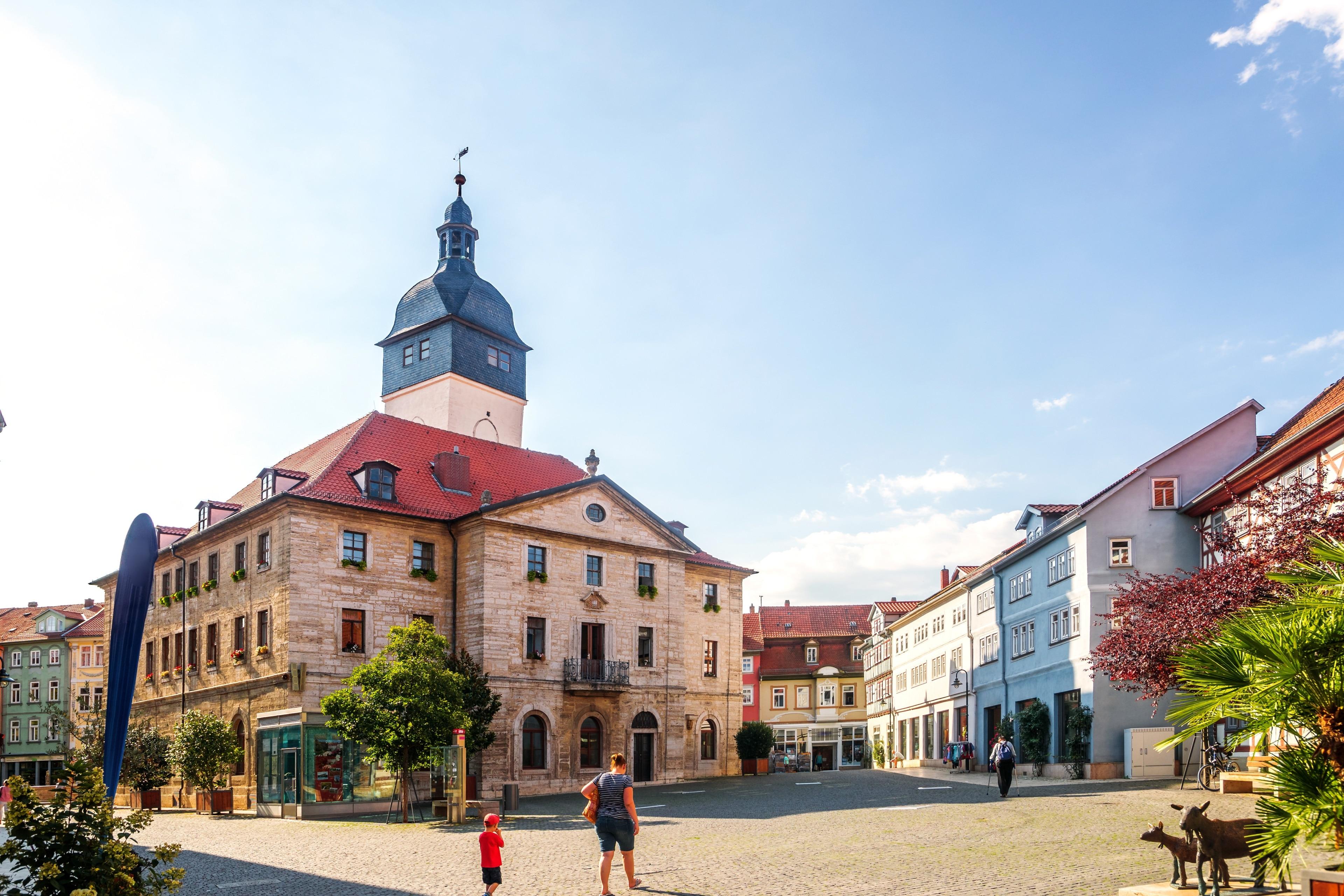 Bad Langensalza, Thuringia, Germany