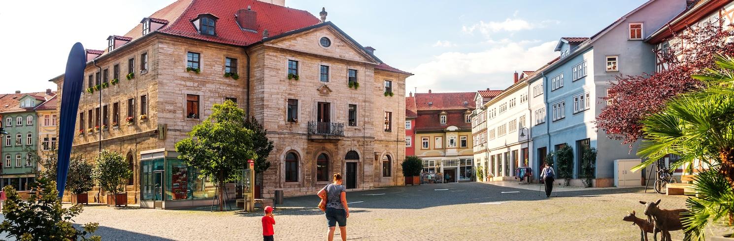Bad Langensalza, Deutschland