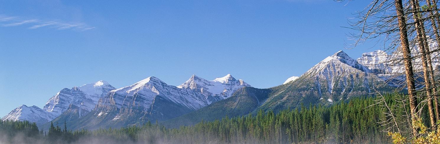 Leik Luisas, Alberta, Kanada