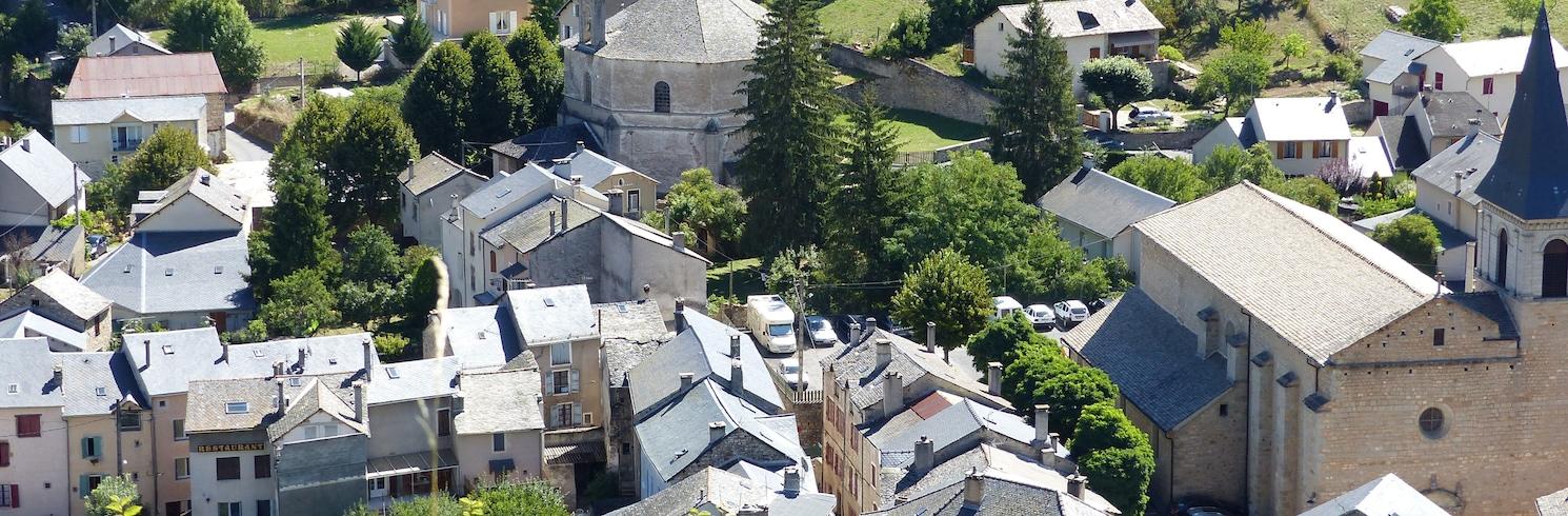 Meyrueis, Franciaország