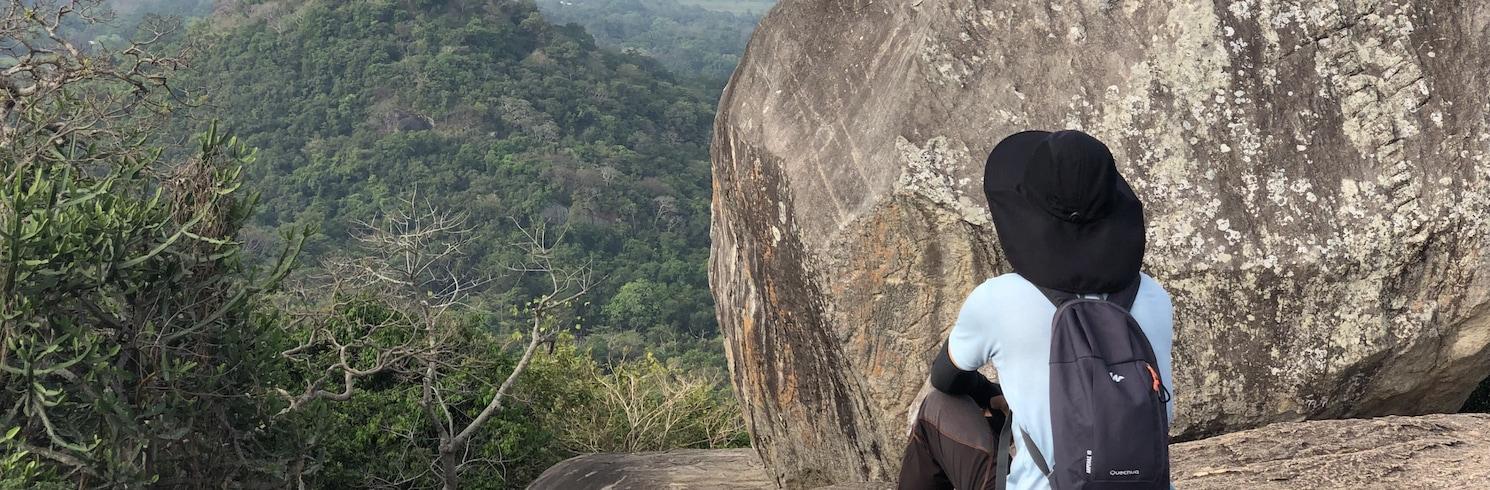 Sigiriya, Srilanka