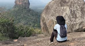 Pidurangala-szikla