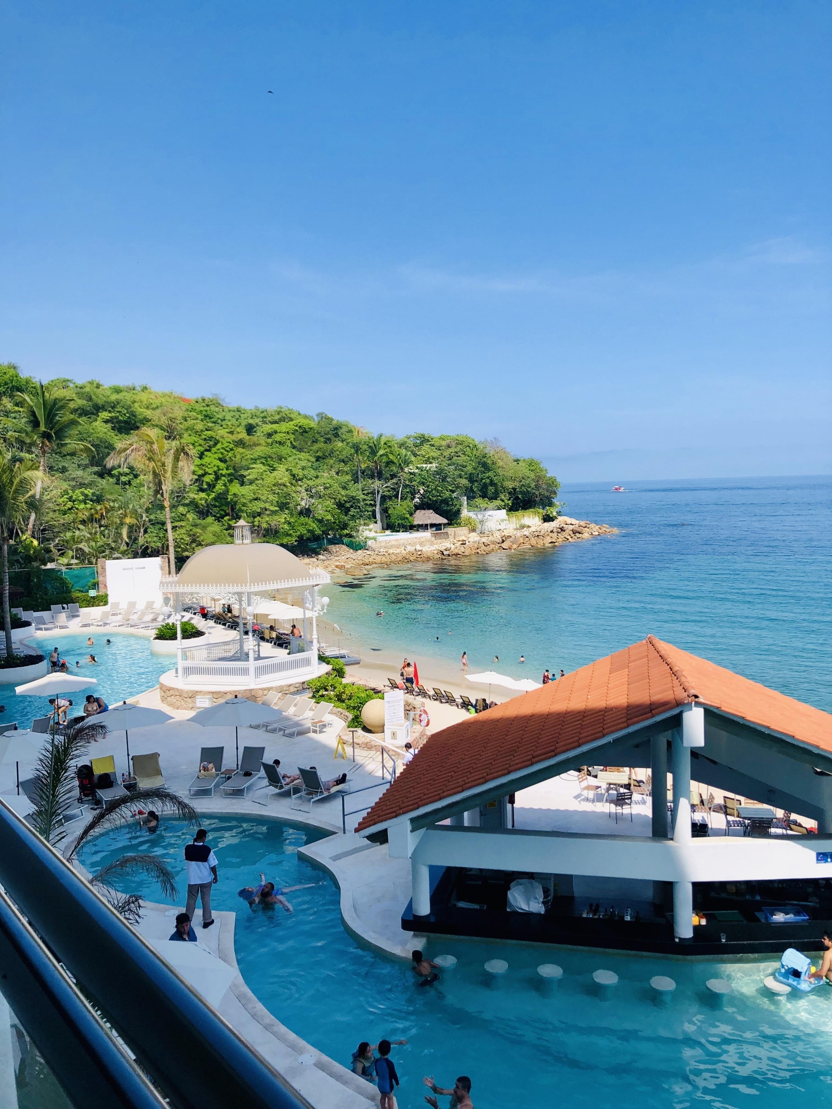 Playa Gemelas, Puerto Vallarta, Jalisco, Mexiko