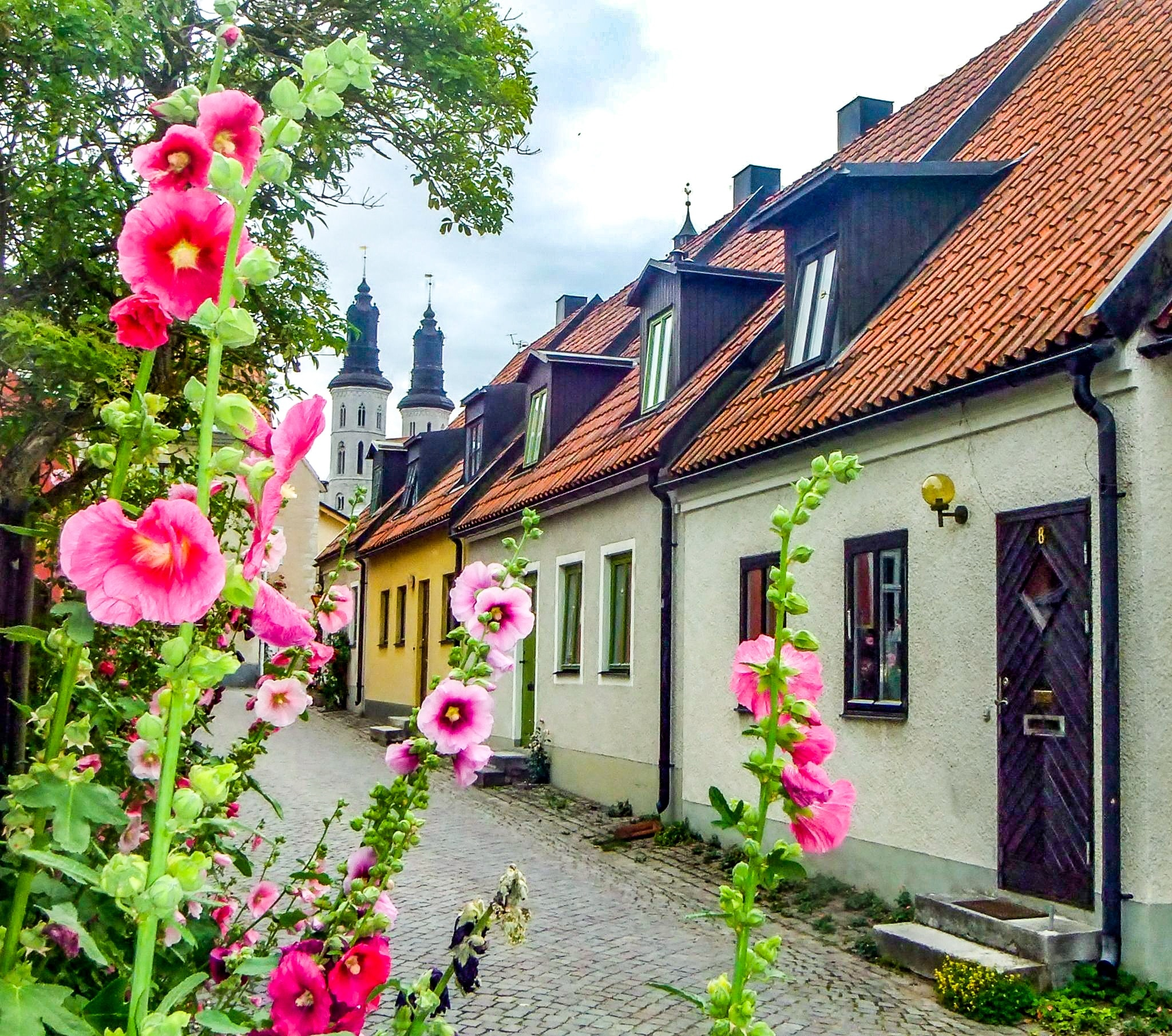 East Visby, Visby, Gotland County, Sweden