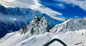 Pistas de Esqui de Brévent-Flegère