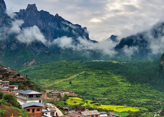 Ганьнань-Тібет, Китай