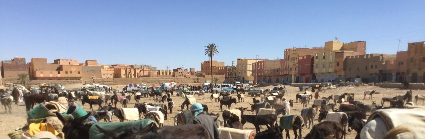 里薩尼, 摩洛哥