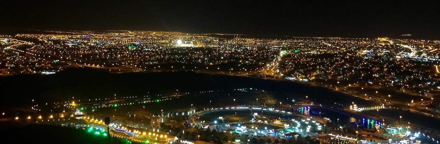 Ha'il, Saudi-Arabien